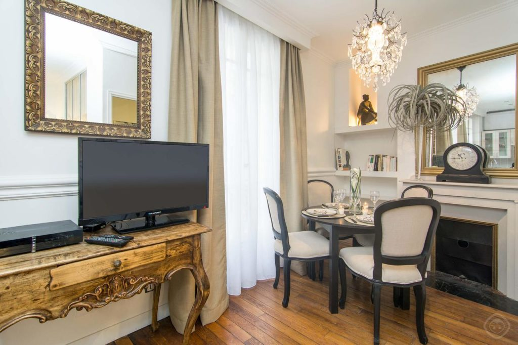 Appartement Rue Larrey - Proche Jardin des Plantes